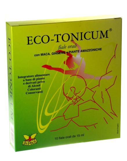 eco tonicum tonico energia stanchezza performance